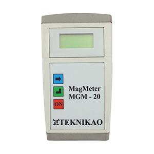 Medidor de Campo Magnético - 1