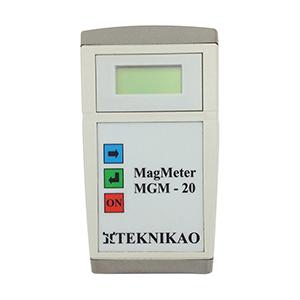 Medidor Digital de Campo Magnético - 1