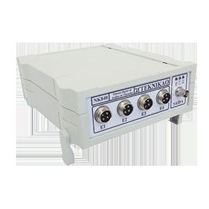 Monitor de Vibrações - 3