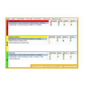 Monitoramento Online Vibração - 3