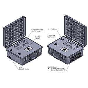 Sistema Digital de Análise de Vibração - 3