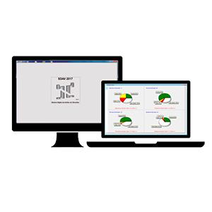 Software de Monitoramento de Vibrações - 1
