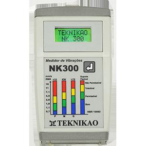 Medidor de Vibração com Analise de Frequência - 1
