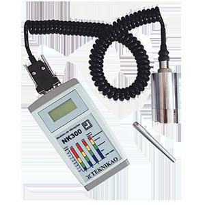Medidor de Vibração com Analise de Frequência